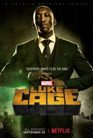 Marvel's Luke Cage busts out the awesome character posters