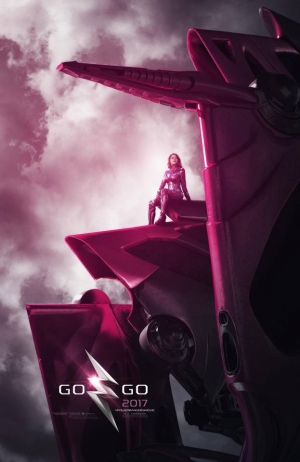Power Rangers new posters reveal the Zords