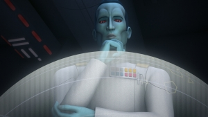 Star Wars Rebels Season 3 trailer gives us more Thrawn