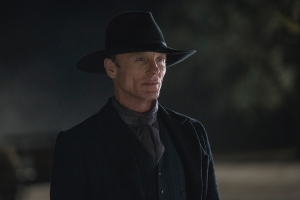 Westworld: Ed Harris on the Man in Black