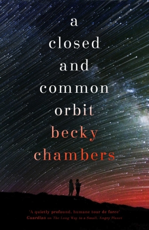 Becky Chambers on A Closed And Common Orbit, AI and Star Trek