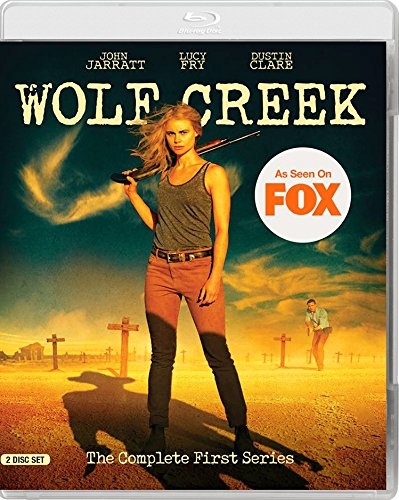 Wolf Creek Season 1 DVD review – Mick's back and sharp as ever