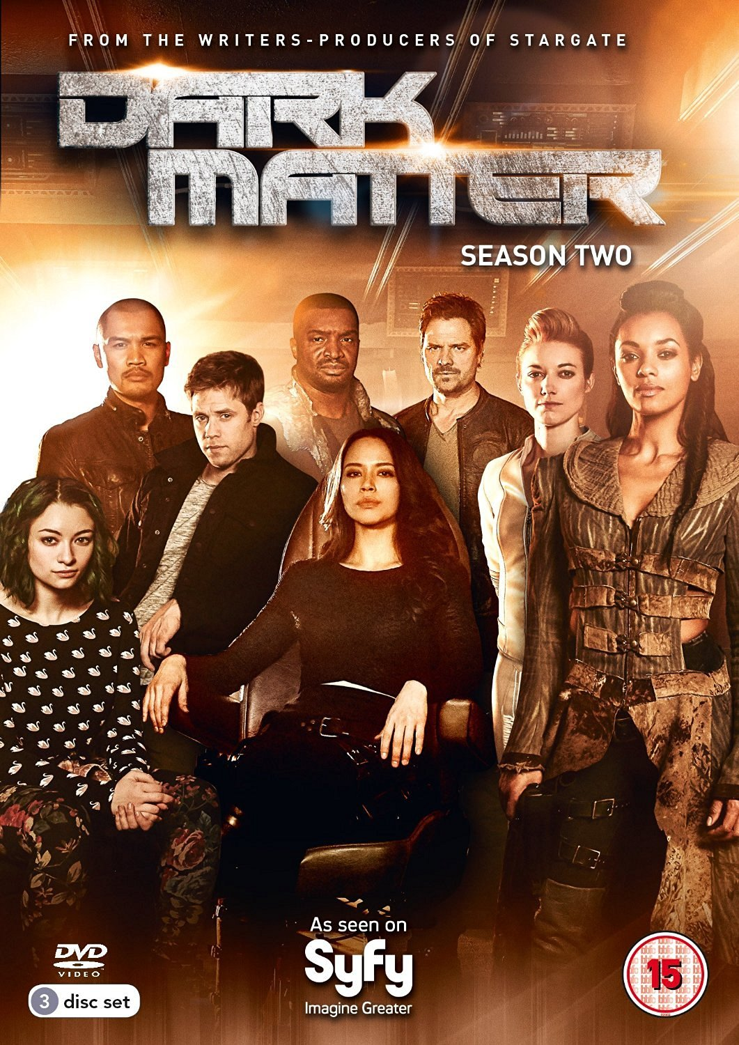 Dark Matter Season 2 DVD review