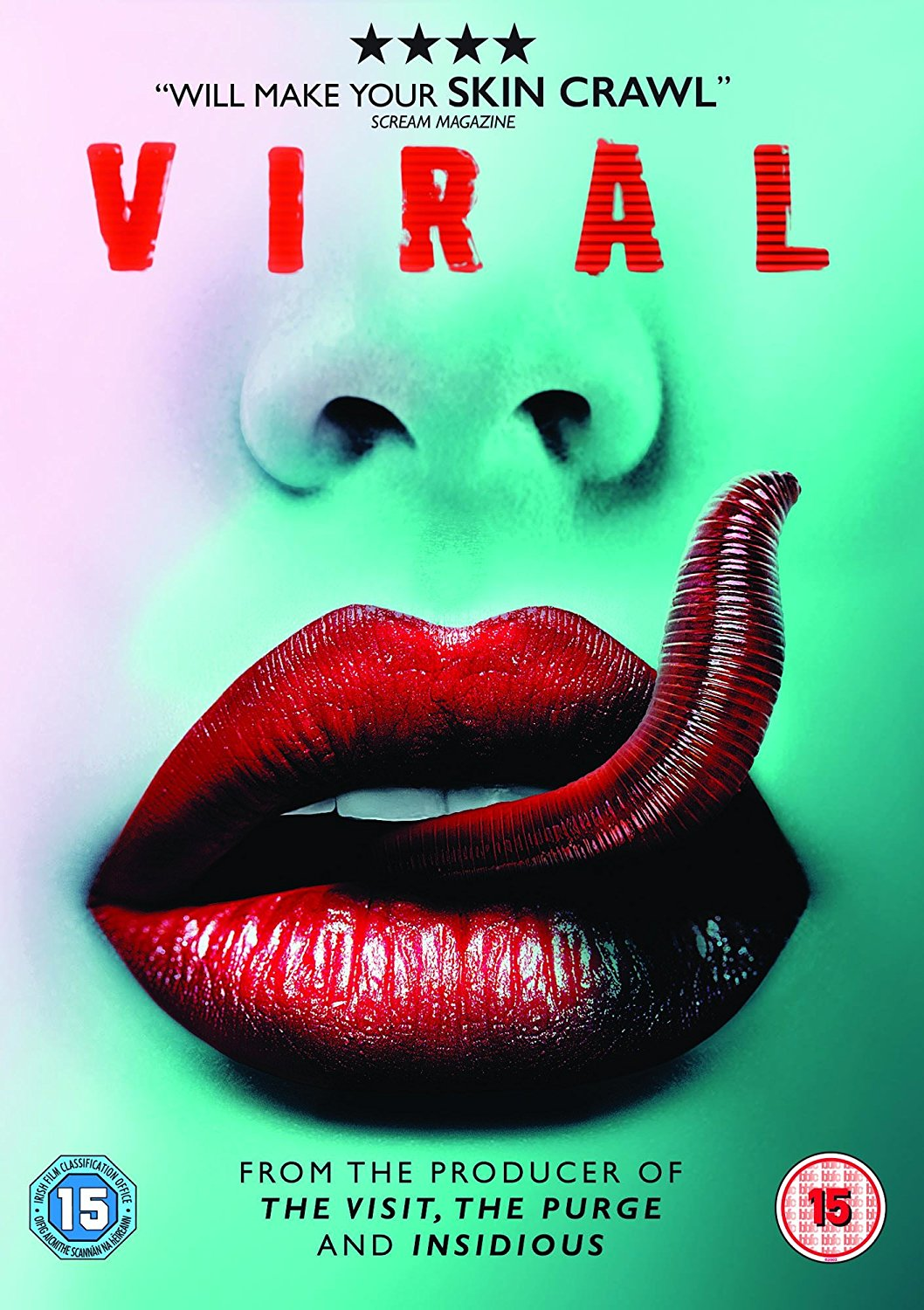 Viral DVD review: body horror meets Blumhouse