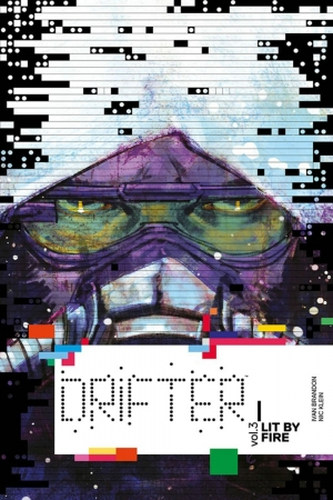 Drifter: Lit By Fire by Ivan Brandon and Nic Klein graphic novel review
