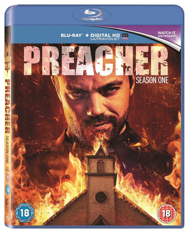 Preacher Season 1 Blu-ray review