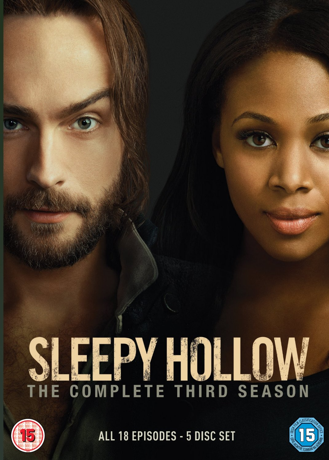 Sleepy Hollow Season 3 DVD review