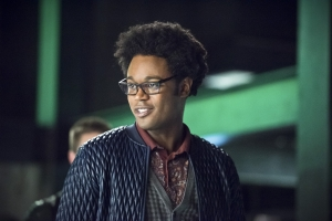"Echo Kellum: Season 5 ""gets back to what made Arrow awesome"""