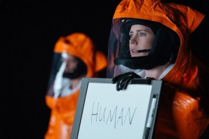 "Arrival: Amy Adams on ""One of the best scripts I have ever read"""