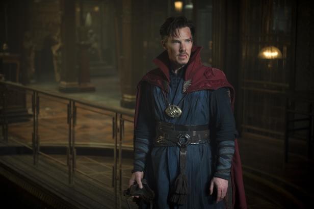 Doctor Strange film review – is Marvel's Sorcerer Supreme?