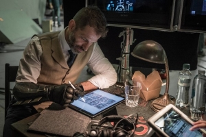 Justice League sneak preview celebrates end of filming