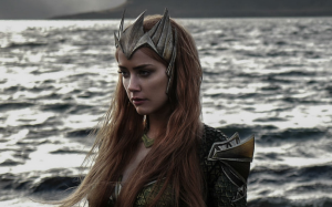 Justice League: first pic of Amber Heard as Mera revealed