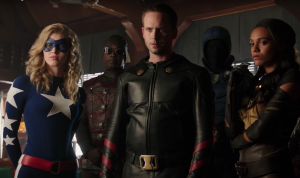 Legends Of Tomorrow Season 2 trailer teases crossover