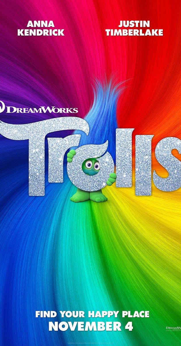 Trolls film review: a nostalgia trip to embark on?