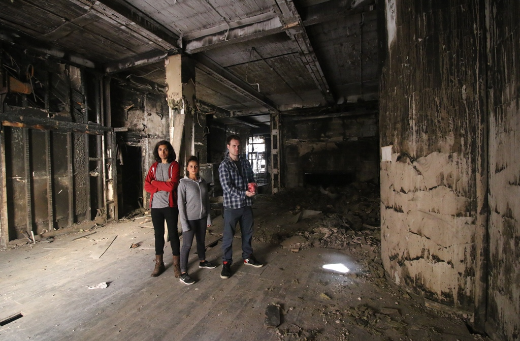 The play will be performed in an abandoned M&S in Bradford.