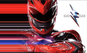 Power Rangers posters are ready for action