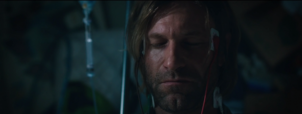 Incarnate trailer Aaron Eckhart faces demons in Blumhouse horror