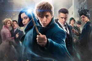 Fantastic Beasts IMAX poster points the way