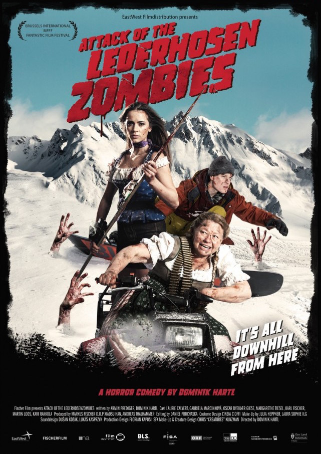 Attack Of The Lederhosen Zombies film review