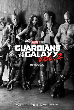 Guardians Of The Galaxy Vol 2 new poster suits up again