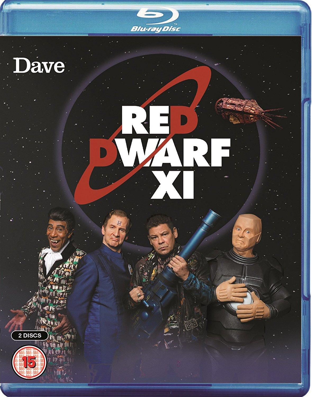 Red Dwarf XI Blu-ray review: smeg-tastic