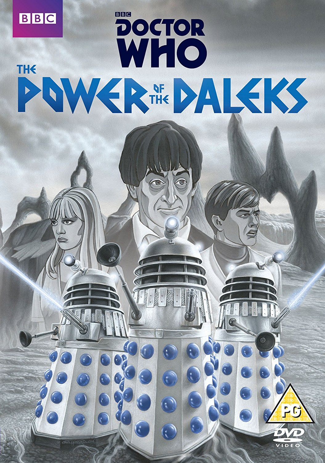 Doctor Who: The Power Of The Daleks DVD review