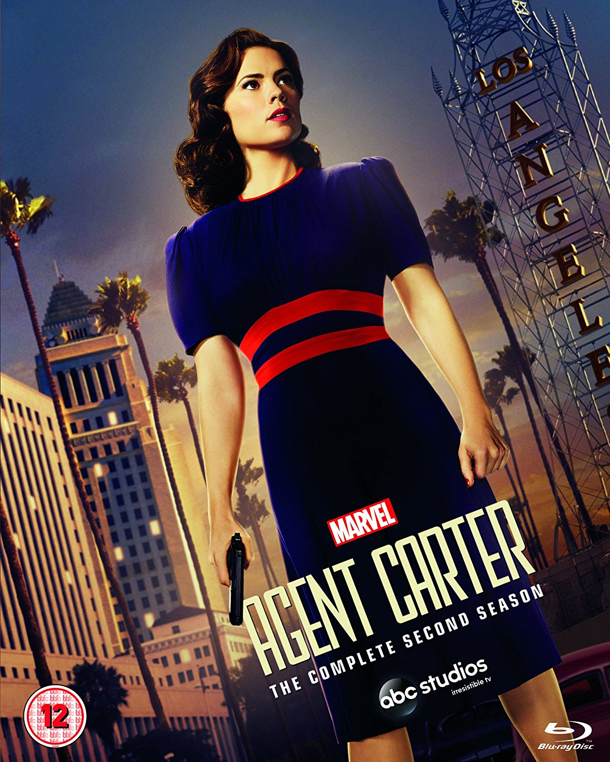 Agent Carter Season 2 Blu-ray review: Peggy's swansong