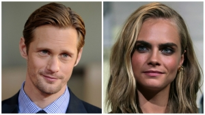 Alexander Skarsgård and Cara Delevingne cast in weird road movie Fever Heart