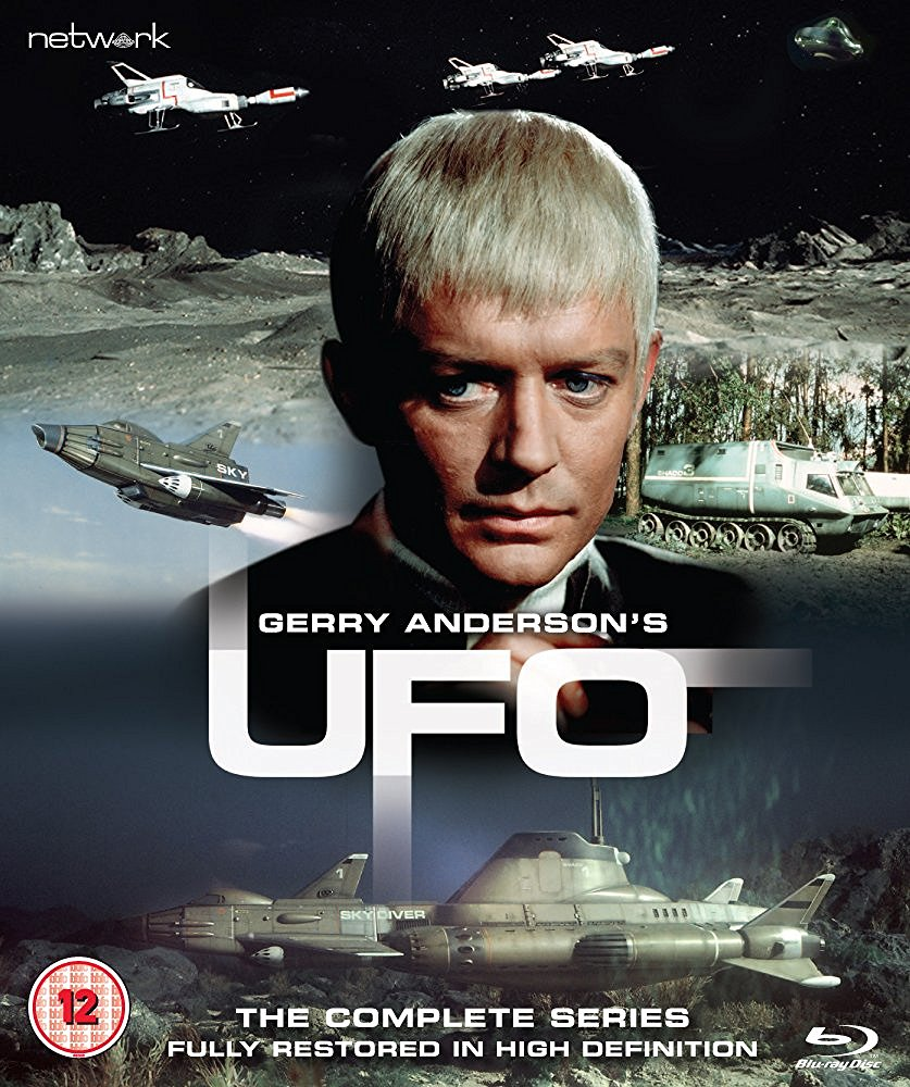 UFO: The Complete Series Blu-ray review
