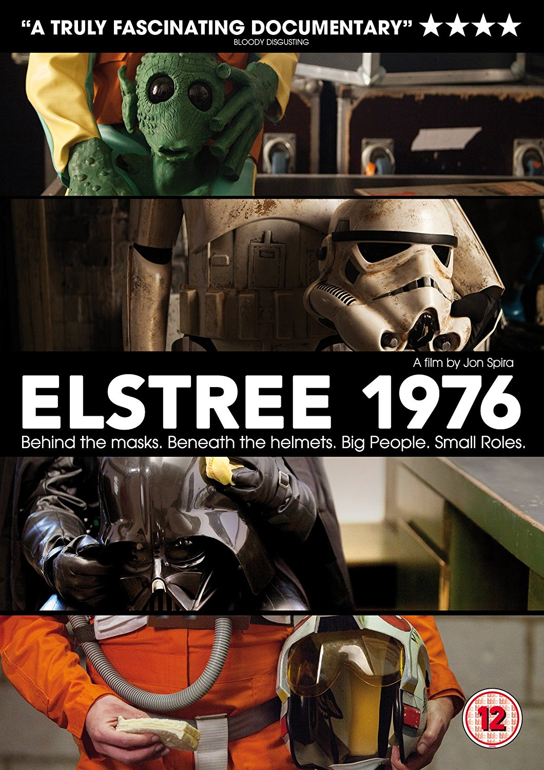Elstree 1976 DVD review: the extras strike back