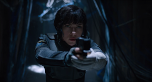 Ghost In The Shell remake trailer shoots up the screen