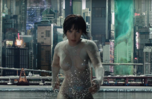 Ghost In The Shell teaser trailer gets punchy
