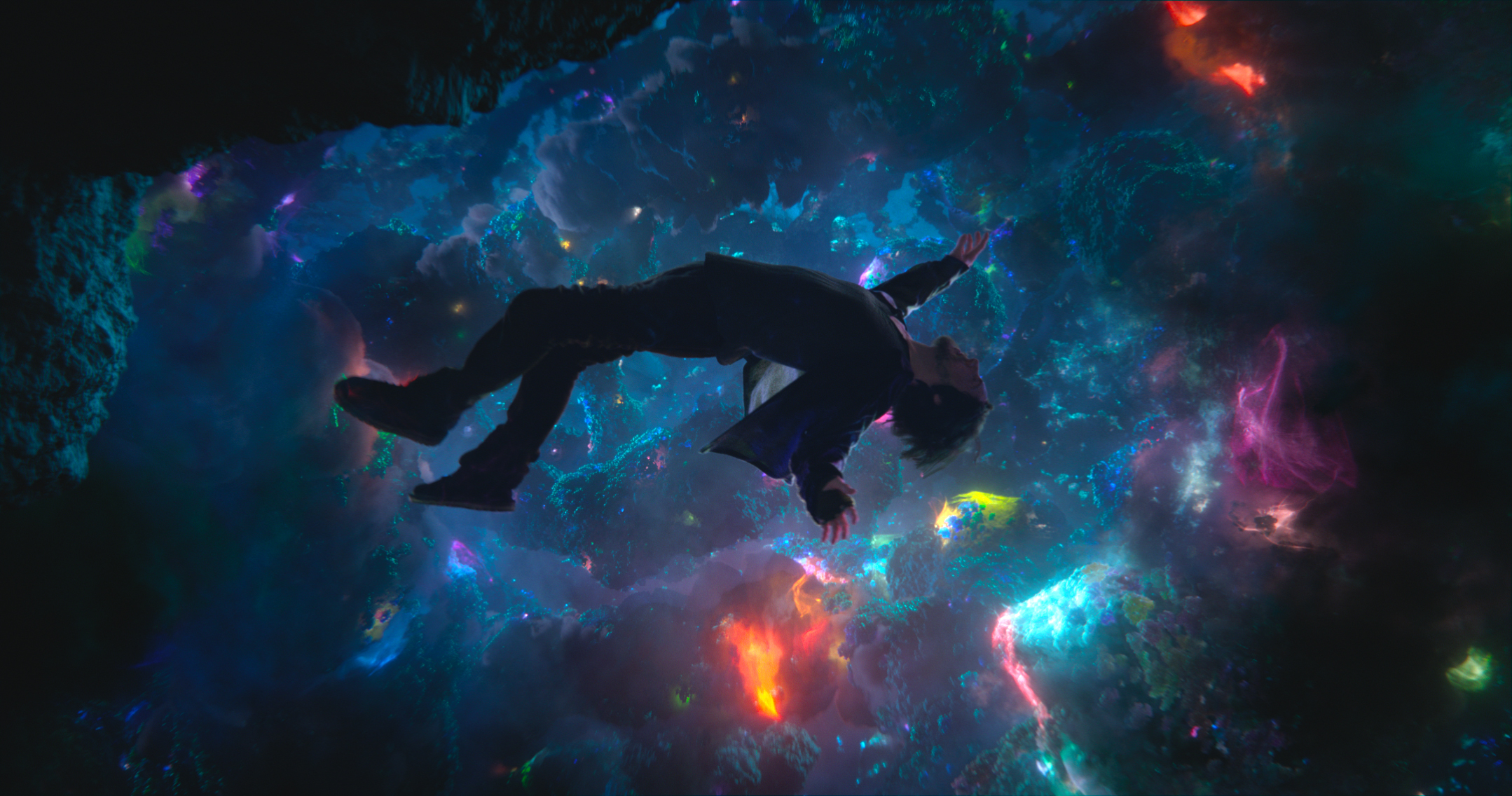 The Astral Plane is unlike anything we've seen before from the MCU, which is saying something.
