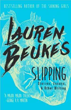 Slipping by Lauren Beukes book review