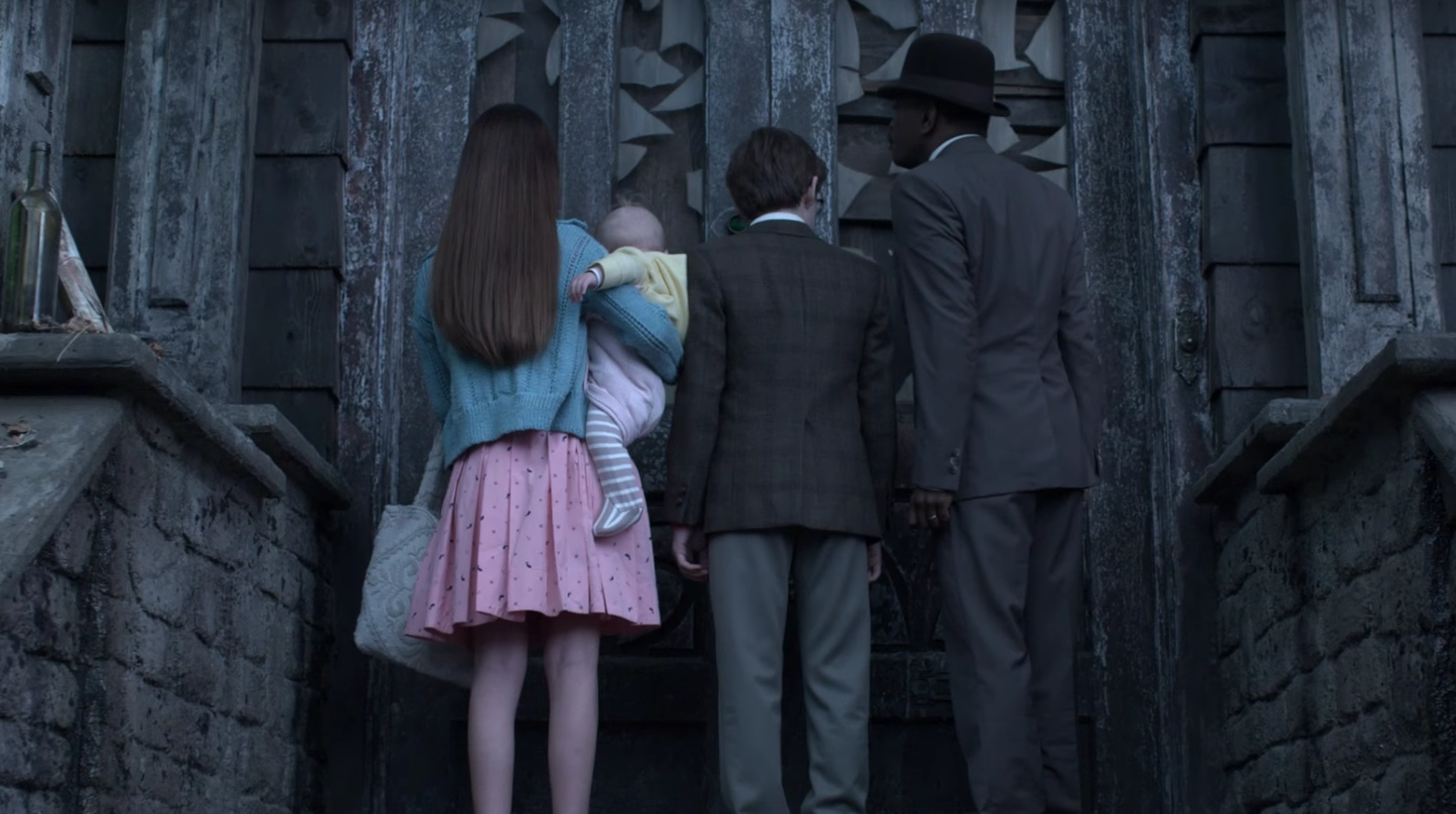 A series of unfortunate events teaser introduces neil for Unifor turate