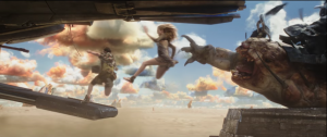 Valerian And The City Of A Thousand Planets trailer is full Besson sci-fi