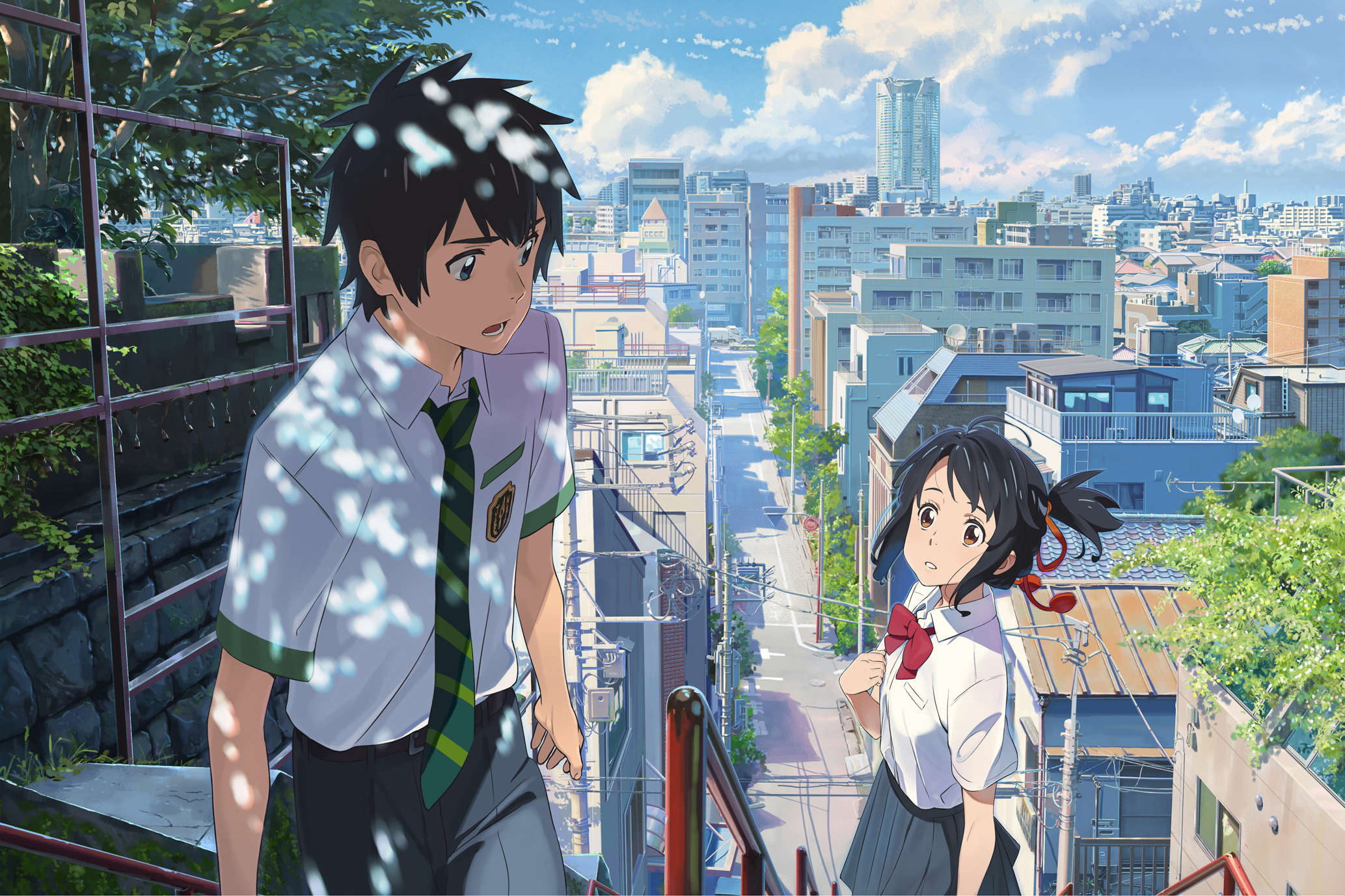 Your Name film review: 2016's best animated movie ...