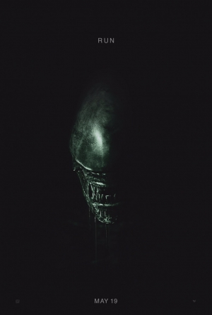 Alien: Covenant poster has a new release date and a simple message