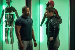 Arrow: Season 5 Episode 5 'Human Target' review
