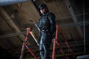 Arrow: Season 5 Episode 3 'A Matter Of Trust' review