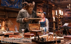 Beauty And The Beast pics reveal live-action cast