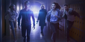 Class tie-in novels take Doctor Who spin-off further