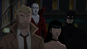Justice League Dark trailer lives up to its name