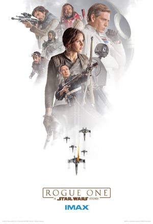 Rogue One IMAX posters get the team together