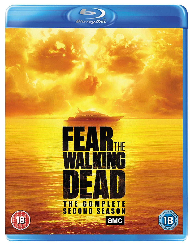 Fear The Walking Dead Season 2 Blu-ray review