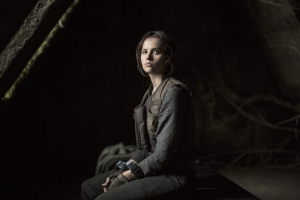 "Rogue One: ""Jyn Erso isn't your usual hero"""