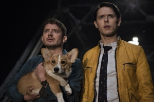 "Dirk Gently's Holistic Detective Agency is ""for fans for whom Douglas Adams is a god"""