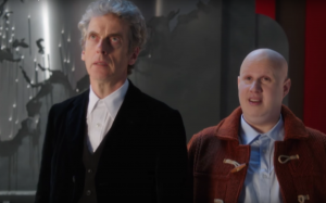 Doctor Who Christmas Special trailer goes Stateside