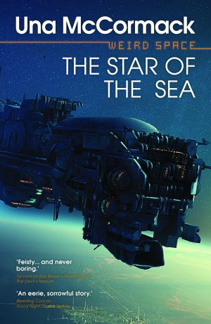 The Star Of The Sea author Una McCormack on coming of age in a sci-fi universe