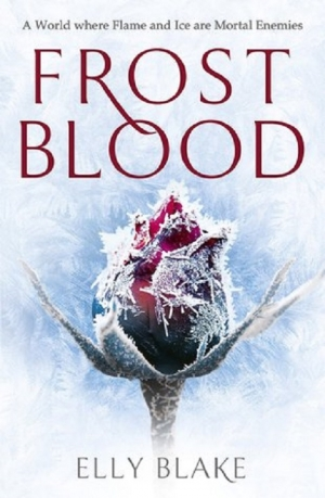 Frostblood by Elly Blake book review